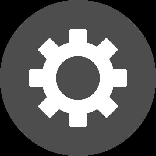Customize, Toolbar Icon