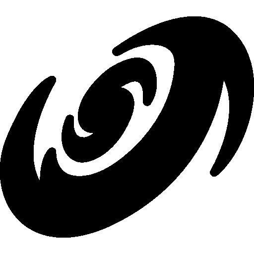 Galaxy Spiral Shape