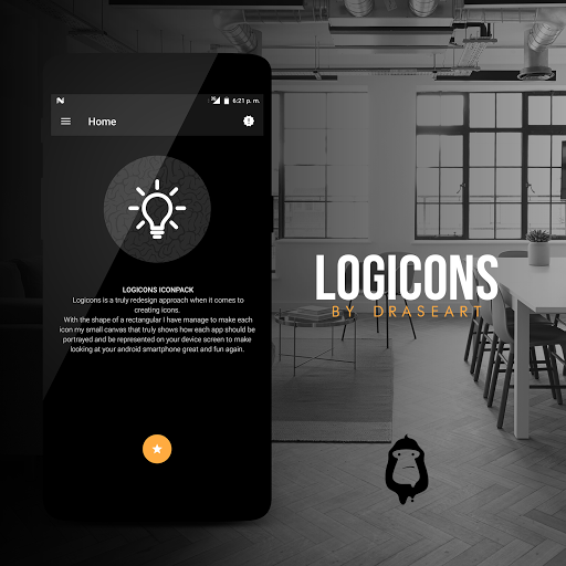 Logicons Icon Pack Apk