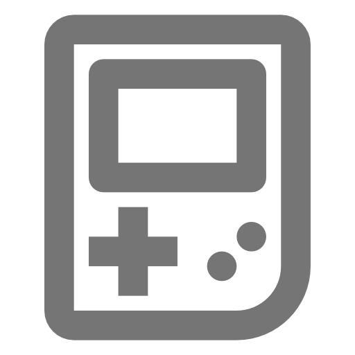 Video, Games, Gameboy Icon Free Of Nova Icons