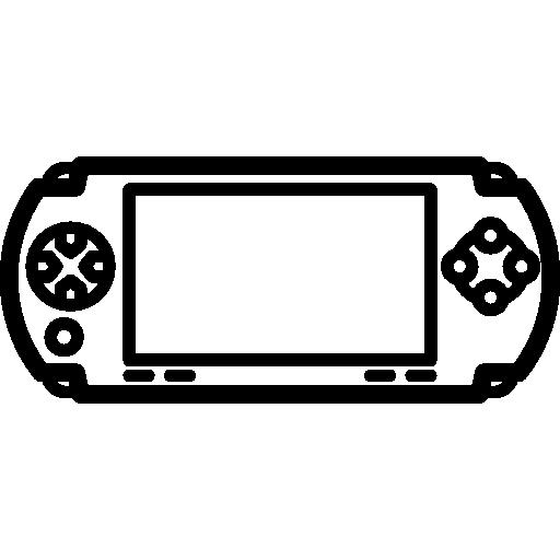 Portable Video Game Console Icon Detailed Devices Freepik