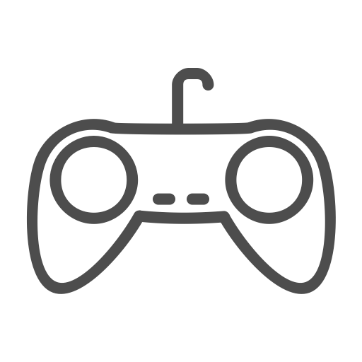 Gaming, Gaming Console Icon, Gaming Console Line Icon, Gaming Line