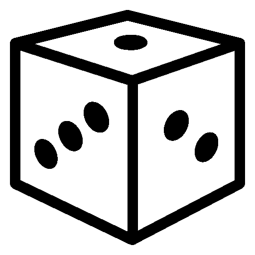 Gaming Dice Icon Ios Iconset