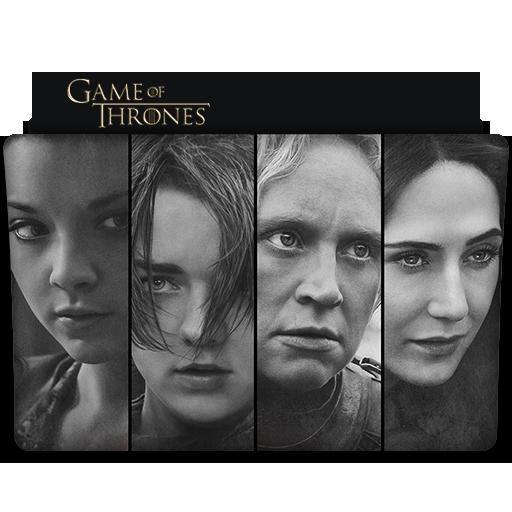 Game Of Thrones Tv Series Folder Icon