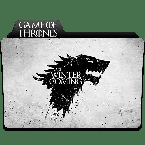 Game Thrones Folder Icon