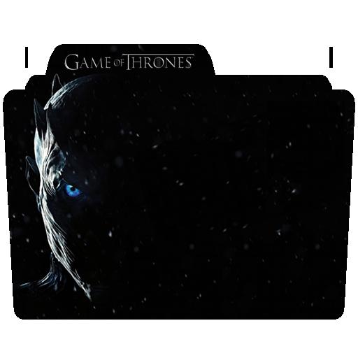 Game Of Thrones Season Folder Icon