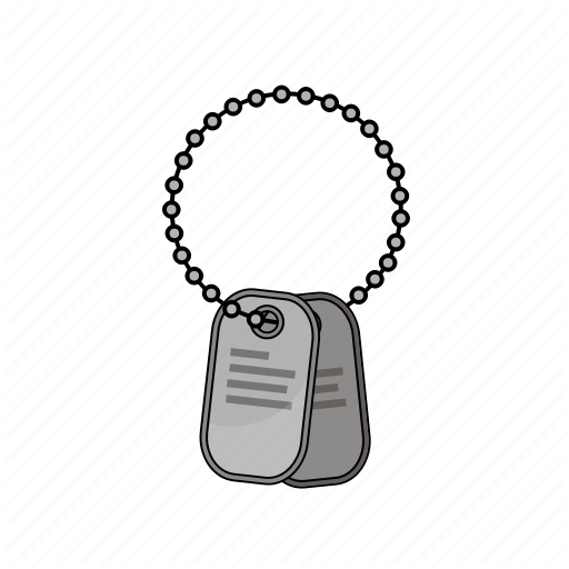 Battle, Dog Tags, Fortnite, Game, Royale, Tag, War Icon