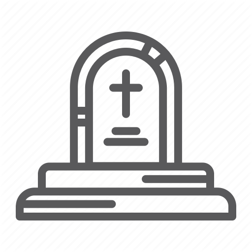 Cross, Game, Grave, Horror, Over, Religion, Scary Icon