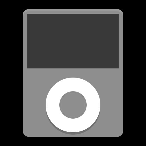 Multimedia Player Icon Papirus Devices Iconset Papirus