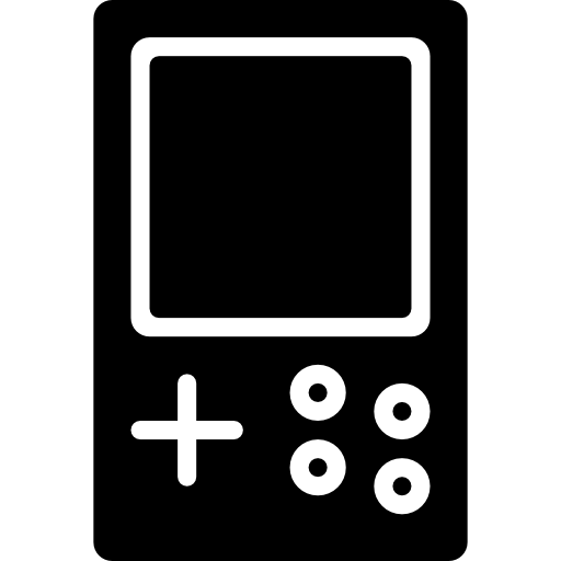 Gameboy Game Console Icons Free Download