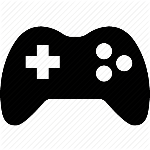 Game Controller Icon Black Images