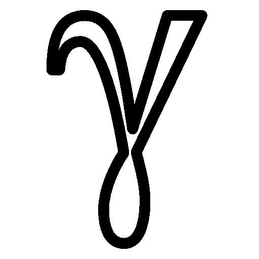 Science Gamma Icon Ios Iconset