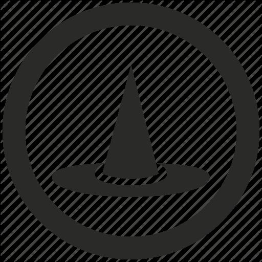 Hat Magic Wizard Icon
