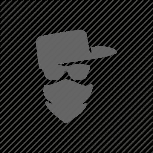 Gangsta, Gangster, Protestor Icon