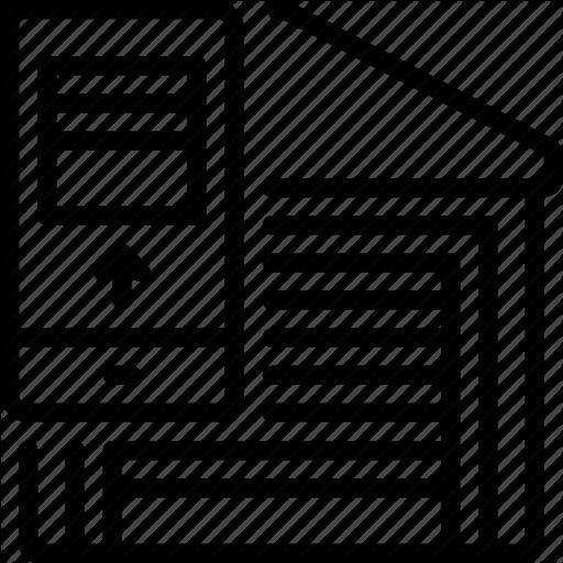Door, Garage, Home, Remote, Smart Icon