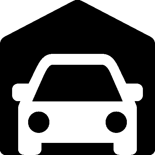 Household Garage Icon Windows Iconset