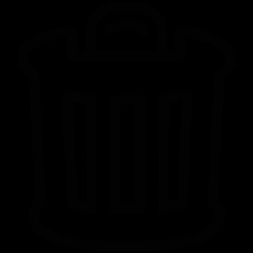 Download Garbage,recycle,trash,trashcan,erase Icon Inventicons