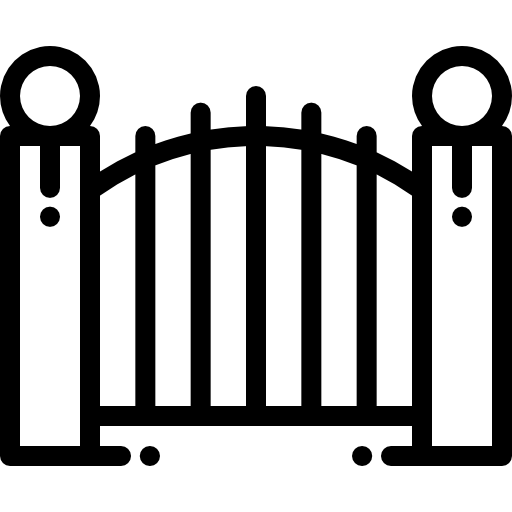 Gate Icon City Elements Freepik