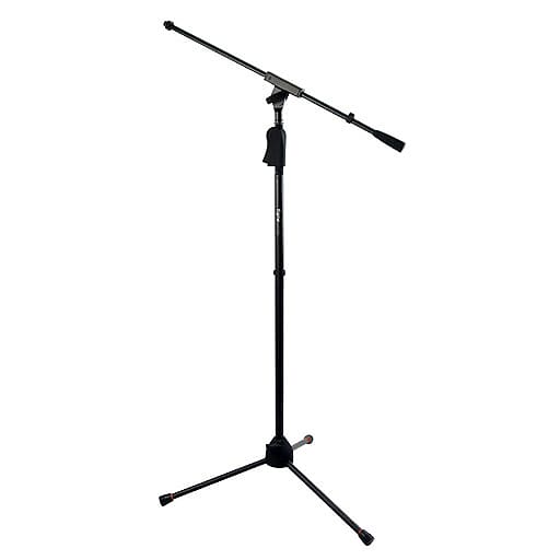 Gator Frameworks Gfw Mic Deluxe Tripod Mic Stand With Reverb
