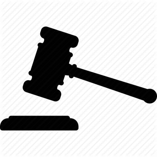 Gavel Free Icon Png