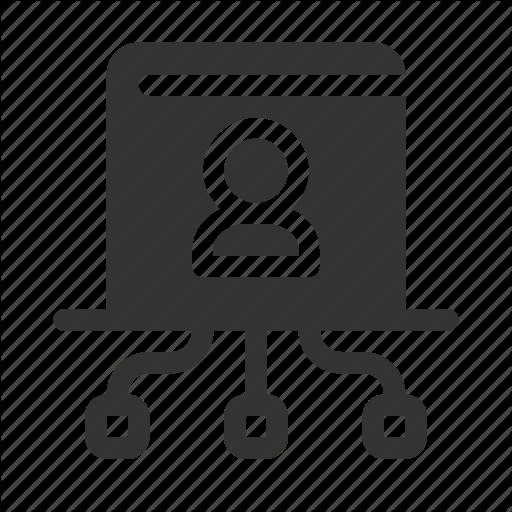 Gdpr, Personal Data Icon
