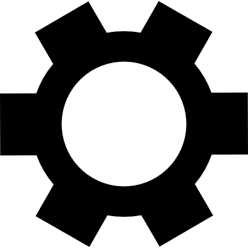Gear Symbol Icons Free Download