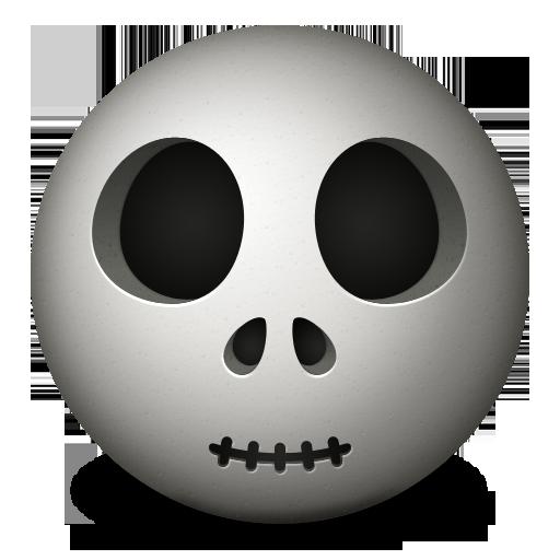 Skull Icon Halloween Iconset Arrioch