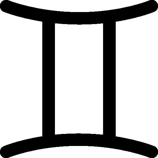 Astrology Gemini Icon Windows Iconset
