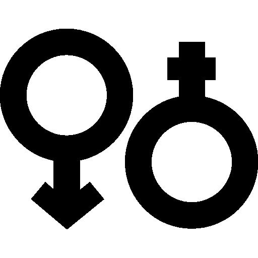 Gender Symbols Icons Free Download