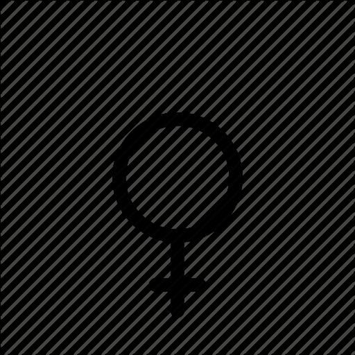 Female, Gender, Girl, Sex, Woman Icon