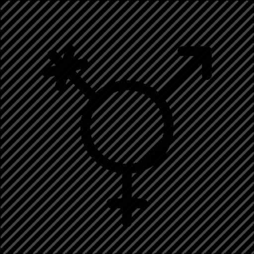 Gender, Sex, Trans, Transgender, Transsexual Icon