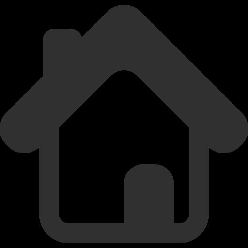 Home Icon Mono General Iconset Custom Icon Design