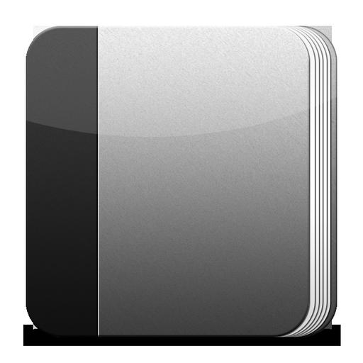 Book Gray Icon