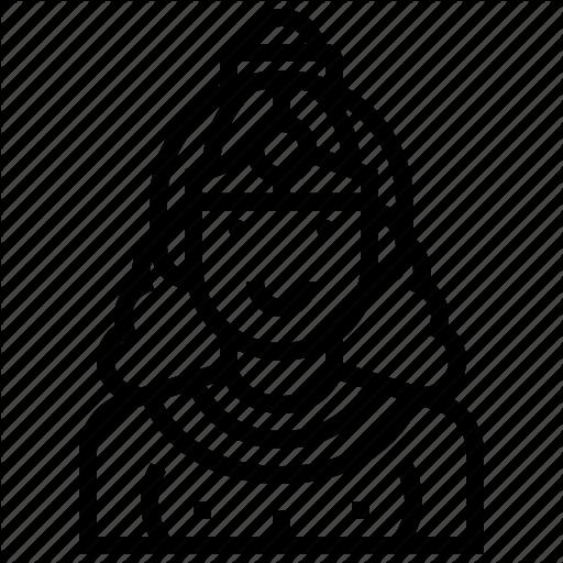 Avatar, Genie, God, Hindu, India, Tale Icon