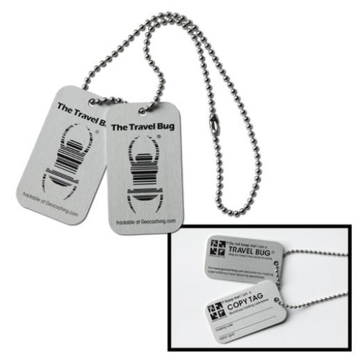 Geopets Travel Tag
