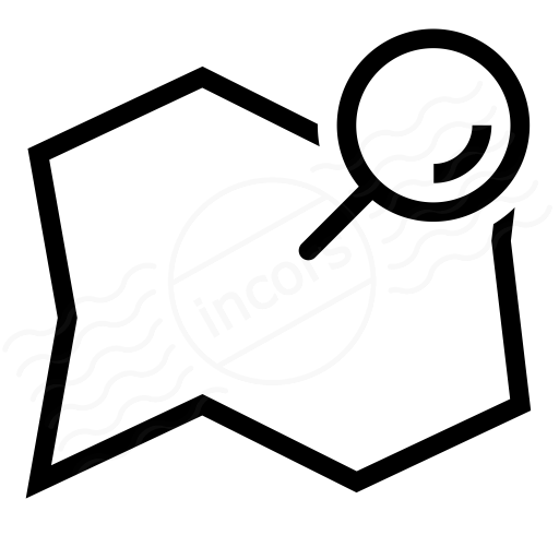 Iconexperience I Collection Map Location Icon