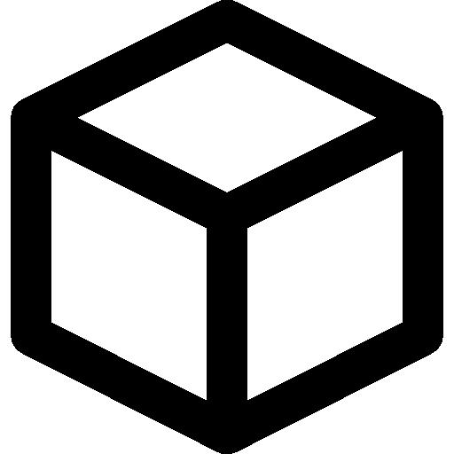 Cube Transparent Isometric Huge Freebie! Download