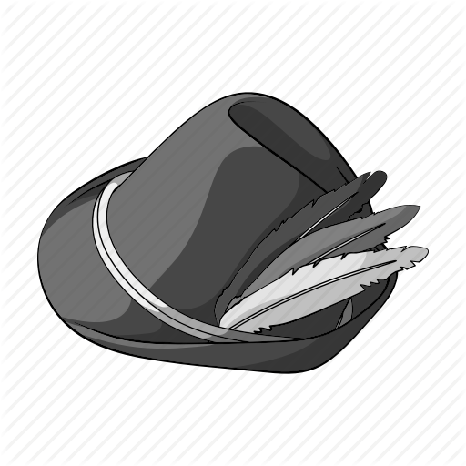 Clothes, Fashion, Feather, Germany, Hat, Man, National Icon