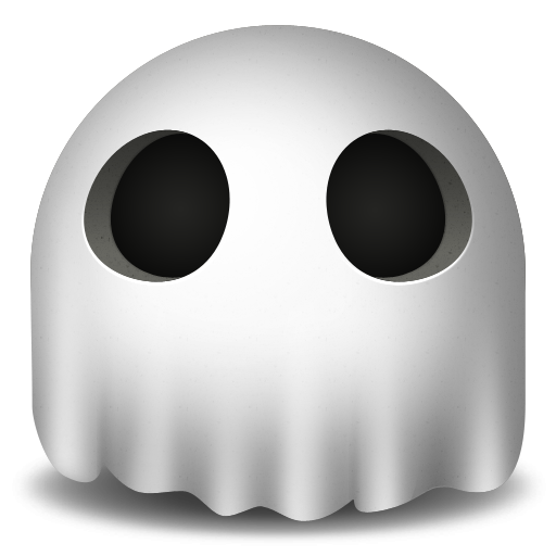 Ghost Icon Halloween Iconset Arrioch