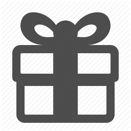 Gift Box Icon Png