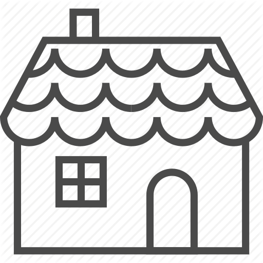 Building, Christmas, Cookie, Food, Gingerbread, Home, House Icon