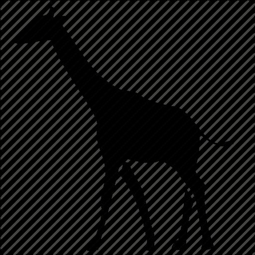 Giraffe, Wild Life Icon