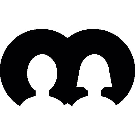Boy And Girl User Avatars