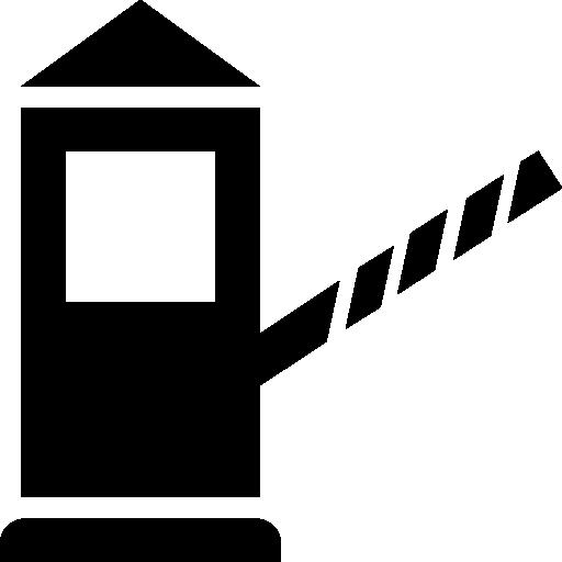 City Tollbooth Icon Windows Iconset
