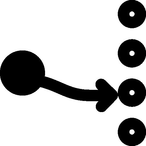 Network Unicast Icon Windows Iconset