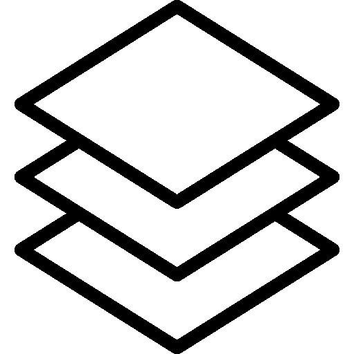 Layer, Redraw, Raster, Profile Icon