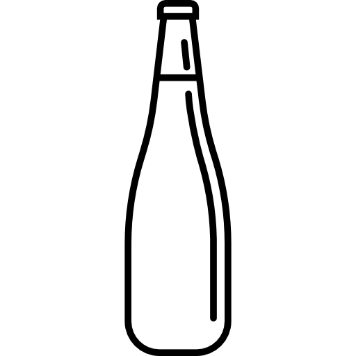 Thin Bottle Of Water
