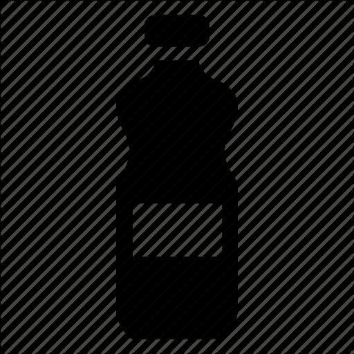 Bottle, Drink, Glass Bottle, Milk, Reusable Bottle Icon