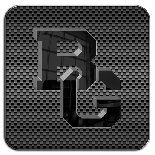 Download Black Glass Icons