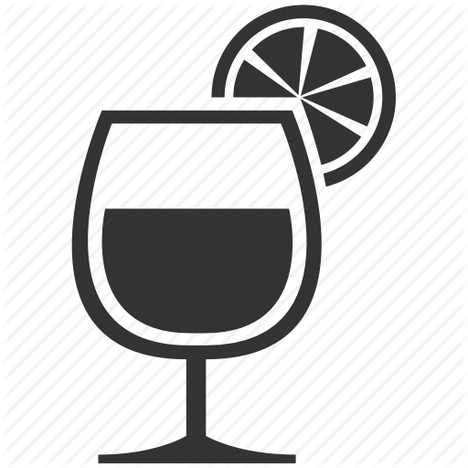 Alcoholic, Beverage, Chill, Cocktail, Drink, Fruit Juice, Glass Icon